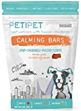 PETIPET Calming Bars for Dogs - Anxiety Composure Relief - With...