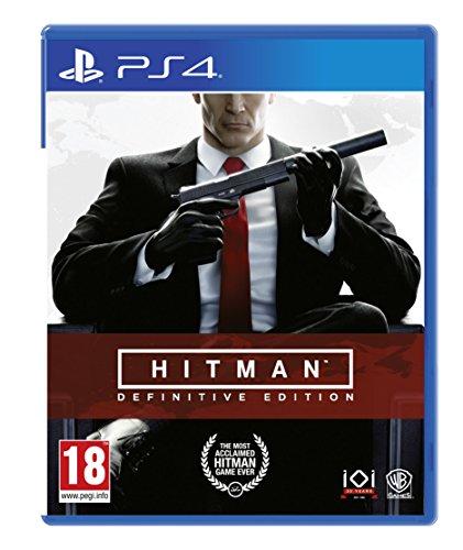 Hitman: Definitive Edition/ PS4 [
