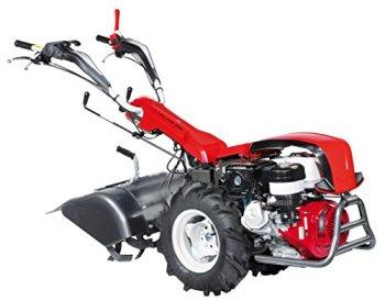Modèle 2020 - Powerpac MF5 Motobineuse monoaxe Avec fraise de 60 cm 9CV