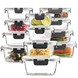 24-Piece Superior Glass Food...