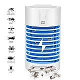 Lampe Anti Moustique Électrique UV Tueur de Moustique Tueur D'insectes Mouches...