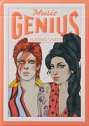 Genius Music (Genius Playing Cards)