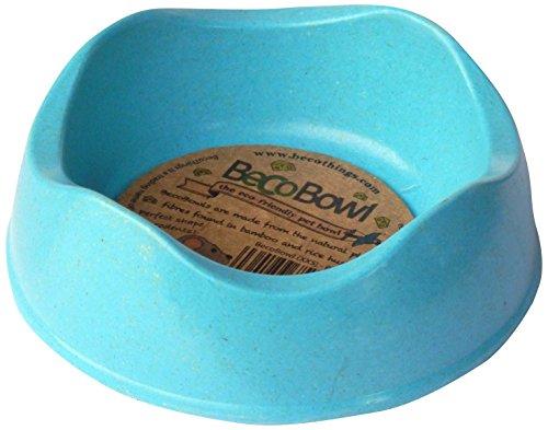 Beco Cosas Respetuoso con el Medio Ambiente navideño de Animales (4.2Inch- Extra pequeño Azul