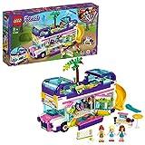 LEGO - Friends Il Bus dell'Amicizia Set di Costruzioni con le Mini-Doll di Olivia, Mia e Stephanie, con Tanti Dettagli per Divertirti, Giocattolo e Idea...