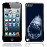 Graphic4You Great White Shark Underwater Animal Design Hard Case Cover for Apple iPod Touch 5th Generation 5G