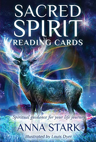 Sacred Spirit Reading Cards: Spiritual Guidance for Your...