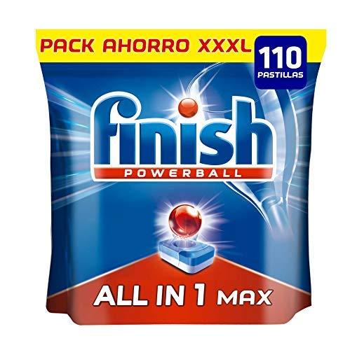 Finish Powerball All in 1 Max - Pastillas para el lavavajill