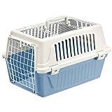 Ferplast Atlas Pet Carrier | Small Pet Carrier for Dogs & Cats w/Top & Front Door Access