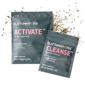 Flat Tummy Tea 2-Week Detox Herbal Tea to Help Kick That Bloated and Sluggish Feeling 10 - My Weight Loss Today