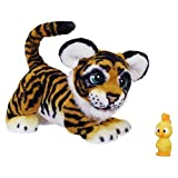 Electronic Orange Tiger Roarin' Tyler, The Playful Tiger 100+ Sound & Motion Combinations