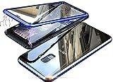 Galaxy S9ケース 両面強化ガラス ギャラクシーS9 au SCV38 docomo SC-02K 対応 ガラスケース ……