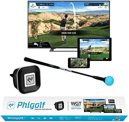 Phigolf ファイゴルフ WGT Edition ブラック PHG-100