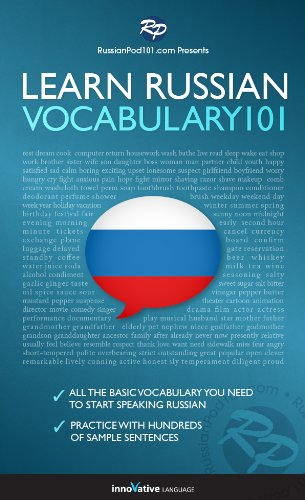 Learn Russian - Word Power 101 (English Edition)