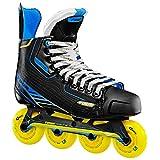 Code 9.one Sr Hockey Skate Black SZ 10