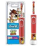 Oral-B Kids - Cepillo Eléctrico Recargable con Tecnología de Braun, 1 Mango de Toy Story de Disney...