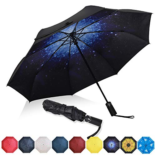 Eono by Amazon - Parapluies Pliants Parapluie Compact Incassable -...