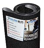 WALKINGBELTS Walking Belts LLC - Horizon T101-03 TM659 (2012) Treadmill Running Belt 1ply Sand Blast + Free 1oz Lube