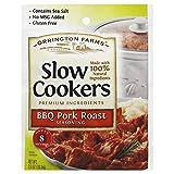 Orrington Farms Seasoning Slow Cooker Barbecue Pork Roast, 2.5 oz