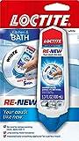 Loctite 2175704 RE-NEW Specialty Silicone Sealant 3.3 fl. Oz. Squeeze Tube,...