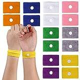 Bracelet Anti Nausée, Vococal 8 Paires Bracelet Voyage Utilisez un Massage...
