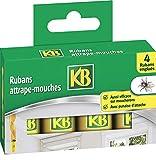 KB Rubans Attrape-Mouches, x4