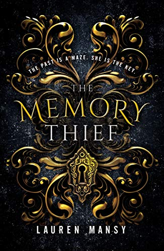 The Memory Thief (Blink) by [Lauren Mansy]