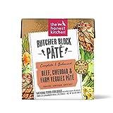 Butcher Block Pate Beef, Cheddar & Farm Veggies Pate 10.5oz - Case of 6