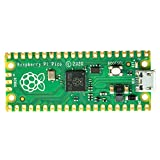 Ingcool Raspberry Pi Pico Scheda con Interfacce Digitali Flessibili, Basata su Chip RP2040, Processore ARM Cortex M0 + Dual-Dore Fino a 133 MHz, Supporto C/C ++ / Python