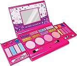Ma Première Trousse de Maquillage, Kit de Maquillage pour Filles, Palette de...