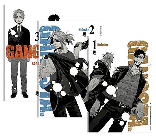 Coleção Start Gangsta - Volume de 1 à 3