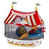 Ferplast Circus Fun Cage à 3 Étages Plastique Robuste et...