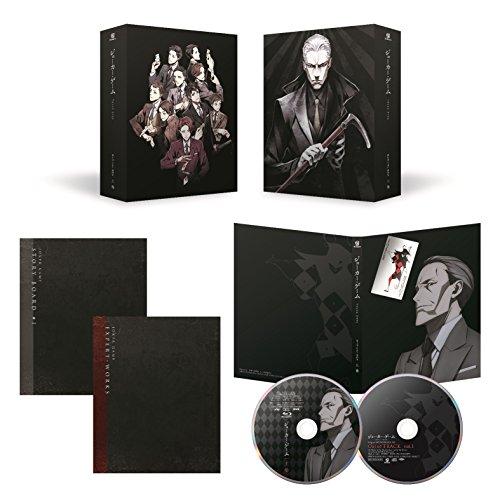 ジョーカー・ゲーム Blu-ray BOX 上巻