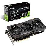 Asus TUF GeForce RTX 3080 Overclock Edition 10 GB GDDR6X, Scheda video Gaming con dissipatore triventola per Gaming 4K e alti refresh rate