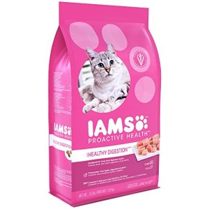 DISCONTINUED BY MANUFACTURER: IAMS PROACTIVE HEALTH HEALTHY DIGESTION Dry Cat Food 3.5 Pounds