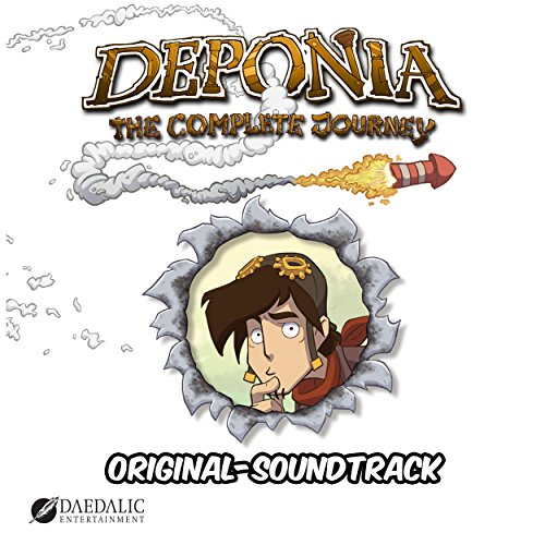 Deponia: The Complete Journey (Original Daedalic Entertainment Game Soundtrack) [Explicit]