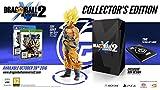 Plate-forme : Xbox One Edition : Collector Le jeu Dragon Ball Xenoverse 2 Une figurine Son Goku (hauteur : 34 cm) de la collection Super Master Stars Piece Le guide du patrouilleur du temps Une boîte au design exclusif