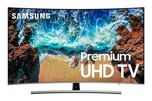 Samsung UN65NU8500FXZA Curved 65' 4K UHD...