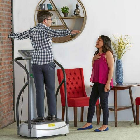 ZAAZ 20k The #1 Whole Body Vibration machine in the world The Machine That Changes Everything. 4