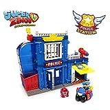 Superzings- Estación de Policía, Multicolor, única (Magic Box PSZSP112IN01)