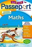 Passeport Cahier de vacances 2020 - Maths de la 5e à la 4e