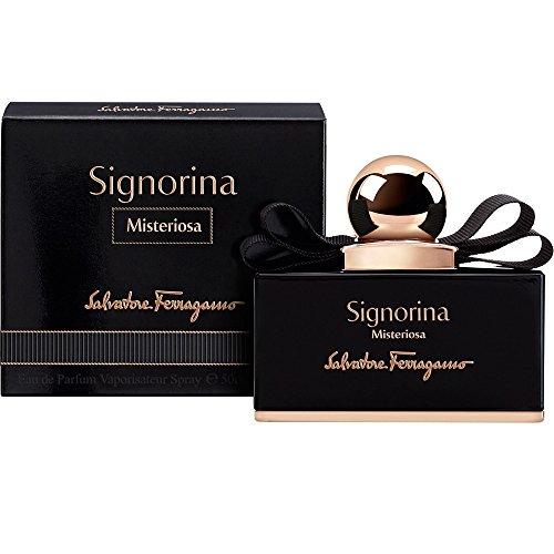 Salvatore Ferragamo Signorina Misteriosa Eau de Parfum, 3.4 Fluid Ounce