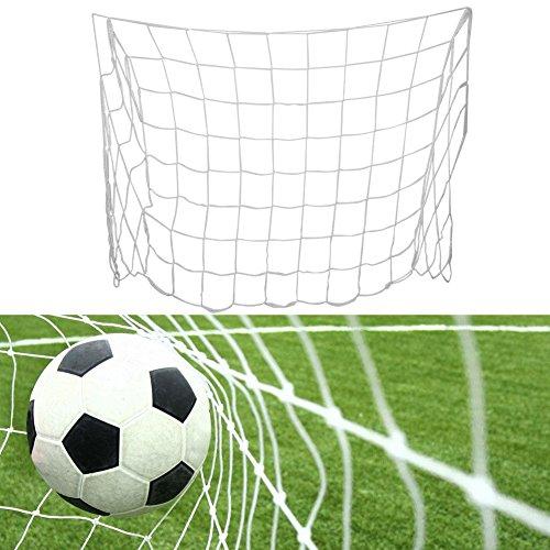 DEWIN Fußball Net - 1.2x0.8m Fußball Fußball Tor Net, Polypropylen Faser Sport Match Training Tools