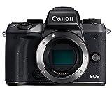 Canon ミラーレス一眼カメラ EOS M5 ボディー EOSM5-BODY