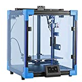 Aystkniet Ender 6 3D Printer Kit, Creality Larger Core-XY Structure Budget Printer with 3X Printing Speed,Semi-Closed Build Chamber, Touch Screen