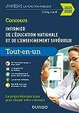 Concours Infirmier de l'éducation nationale et de l'enseignement supérieur:...