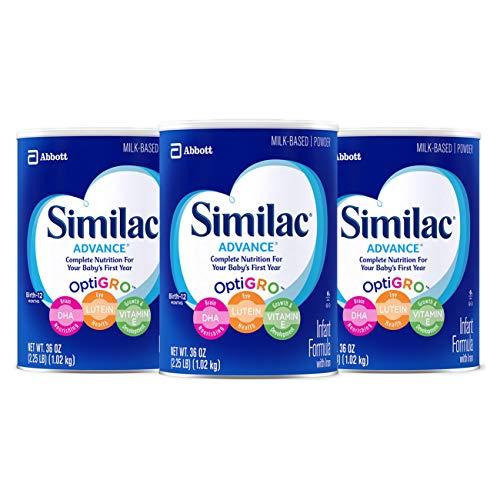 Similac Advance Infant Formula