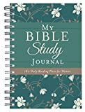 My Bible Study Journal: 180 Encouraging Bible Readings for Women