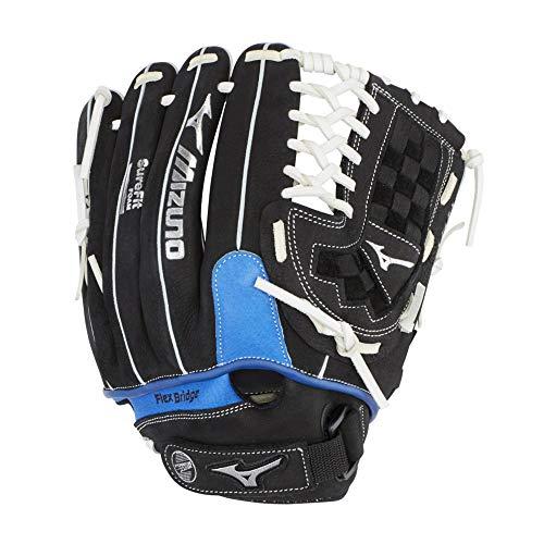 Mizuno GPT1175Y2 Prospect Paraflex Series Baseball Gloves, 11.75', Right Hand Throw