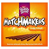 Nestle Nestle Matchmaker Zingy Orange - 130g - Pack of 2 Store in cool dry place Delivery from the UK in 7-10 Days Allergen Information Contains Milk