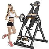 YOLEO Table d'Inversion Pliable Musculation Appareil du Dos Bras Sport...